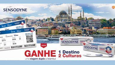 Ganha 1 Viagem a Istambul com Sensodine