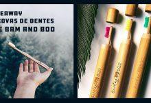 Giveaway Escovas de Dentes Biodegradáveis