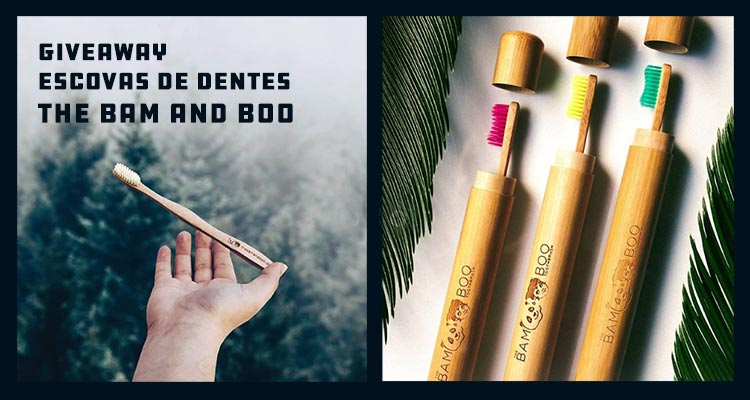 Photo of Giveaway Escovas de Dentes The Bam and Boo