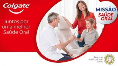 Ganha 1 Avaliação de Saúde Oral e Vales de Desconto Colgate