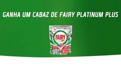 Ganha 1 Cabaz Fairy Platinum