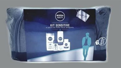 Ganha 1 Kit Nivea Men