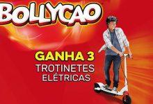 Ganha Trotinetes Eléctricas Bollycao