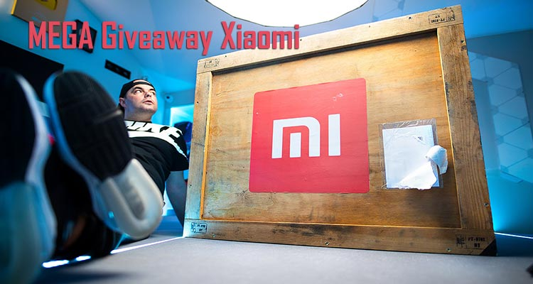 Photo of Mega Giveaway Xiaomi