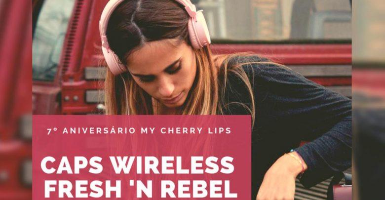 Ganha 1 Ascultadores Fresh 'n Rebel