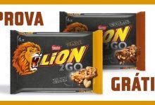 Prova Grátis Chocolates Lion