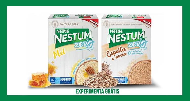Photo of Experimenta Grátis Nestum Zero