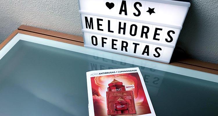 Photo of Recebido – Amostra Creme Vermelho Revitalift