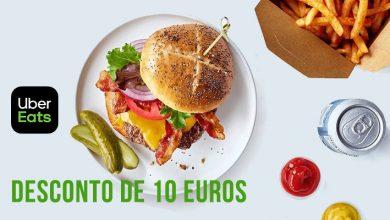 Photo of Uber Eats – Desconto de 10 Euros