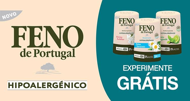 Photo of Experimenta Grátis Feno de Portugal