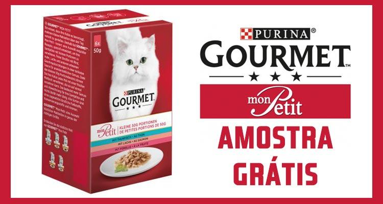 Photo of Amostra Grátis Gourmet Mon Petit