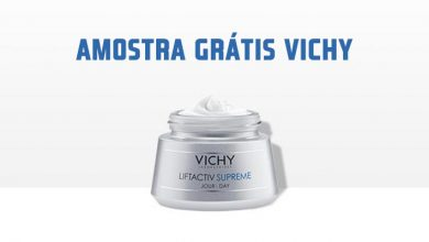Photo of Amostra Grátis Vichy Liftactiv Supreme