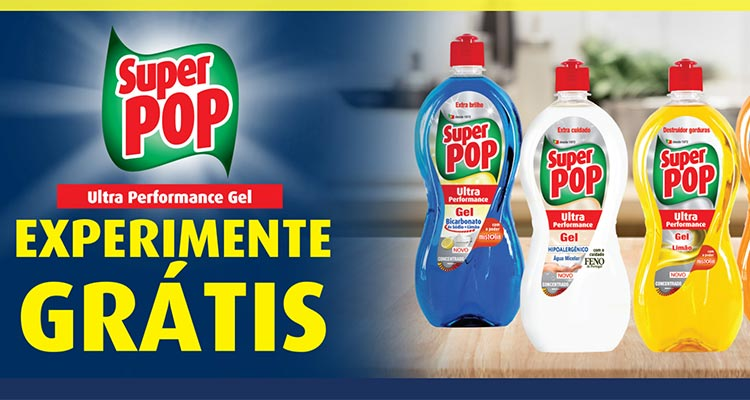 Photo of Experimenta Grátis Super Pop