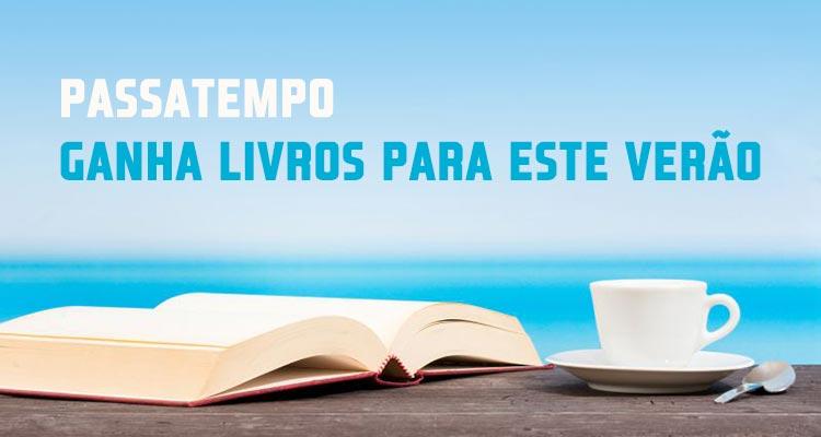 Photo of Ganha Livros para este Verão
