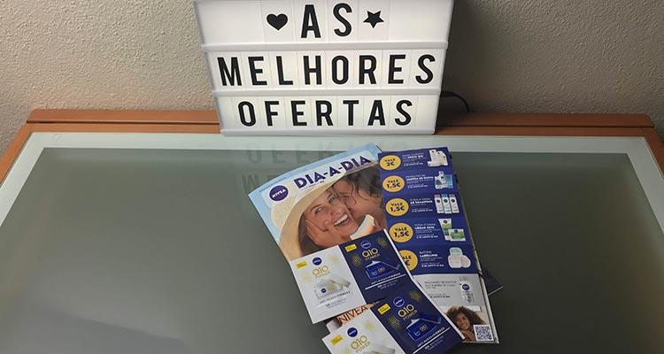Photo of Recebido – Amostras, Cupões e Revista Nivea