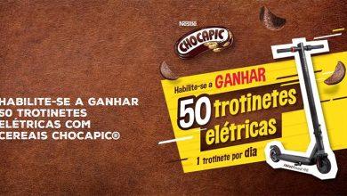 Photo of Ganhar Trotinetes Elétricas Chocapic