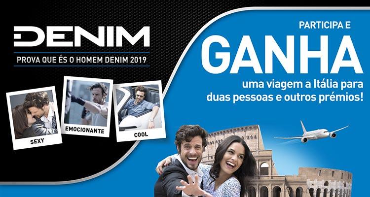 Photo of Ganha 1 Viagem a Itália com Denim