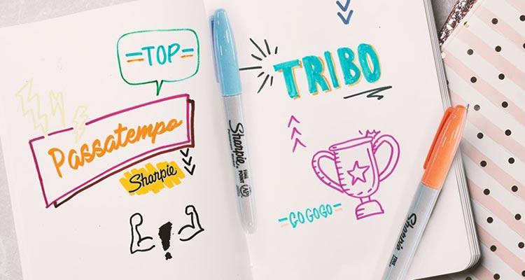 Photo of Passatempo Note Sharpie