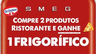 Photo of Ganha 1 Frigorífico SMEG