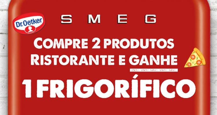 Photo of Ganha 1 Frigorífico SMEG