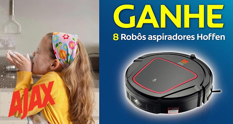 Photo of Ganha Aspiradores Robot Hoffen