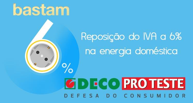 Photo of Redução do IVA da Energia Doméstica para 6%