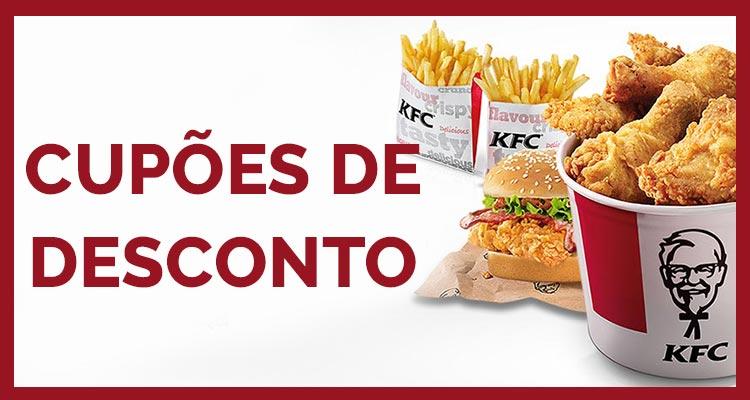 Photo of Cupões de Desconto KFC 2019