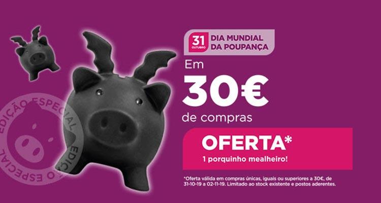 Photo of Ganha 1 Porquinho Mealheiro Prio