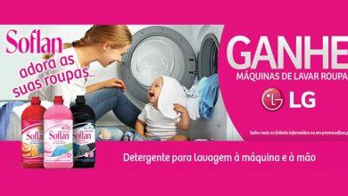 Photo of Ganha Máquinas de Lavar a Roupa LG