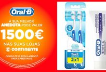 Photo of Passatempo Oral-B e Continente