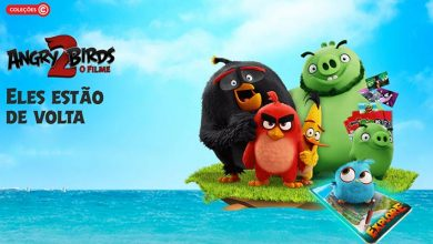 Photo of Colecção Angry Birds 2 Continente