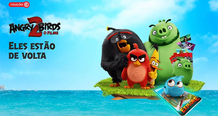 Photo of Colecção Angry Birds 2 Continente