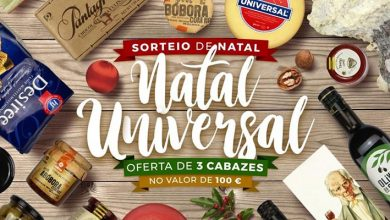 Photo of Ganha 1 Cabaz de Natal da Universal
