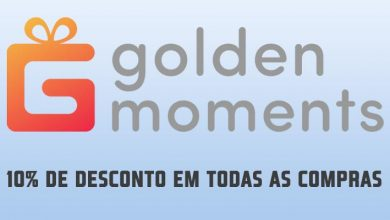 Photo of 10% de Desconto Golden Moments