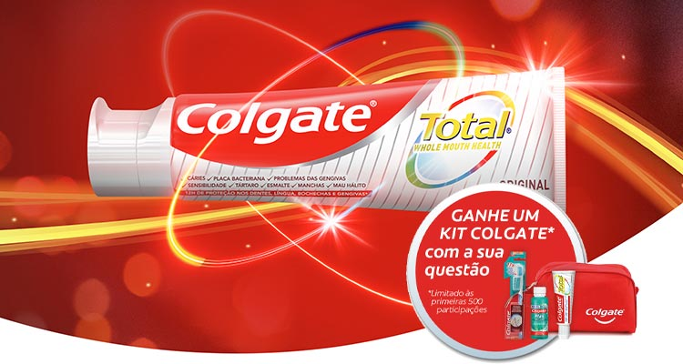 Photo of Ganha 1 Kit Colgate