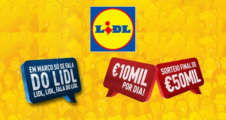 Photo of Concurso Fala do Lidl