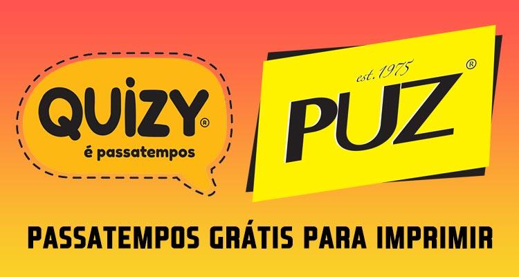 Photo of Passatempos Grátis para Imprimir