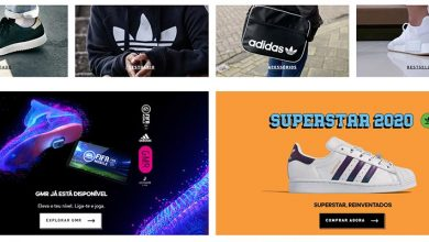 Photo of Adidas com Entrega Grátis