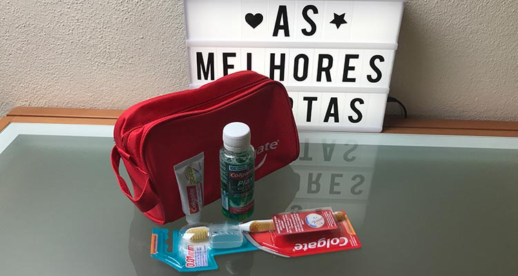 Photo of Recebido – Kit Oferta Colgate