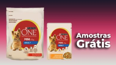 Photo of Amostra Grátis Purina One Mini