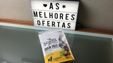 Photo of Recebido – Amostra Beyond Grain Free